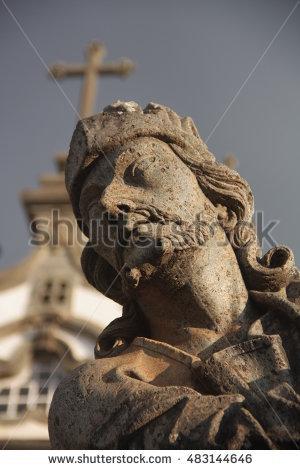 Basilica Of Bom Jesus Stock Photos, Royalty.
