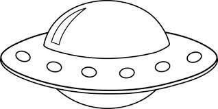 alien spaceship clip art.