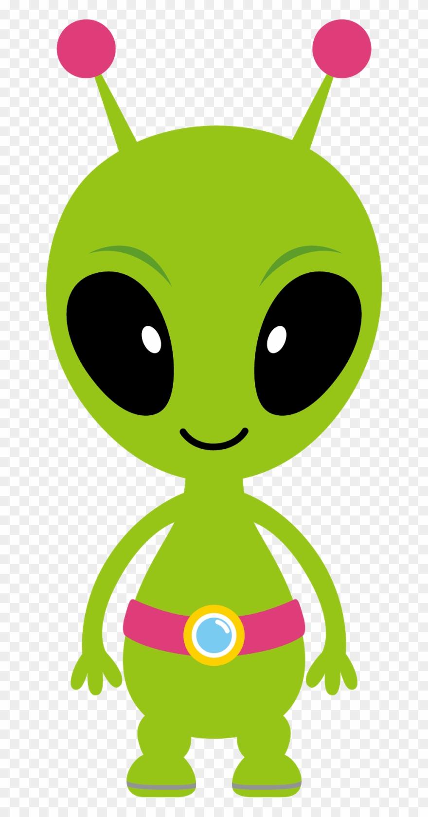 Background Clipart Alien.