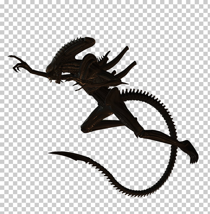 Predator Ellen Ripley Alien Silhouette, Alien PNG clipart.