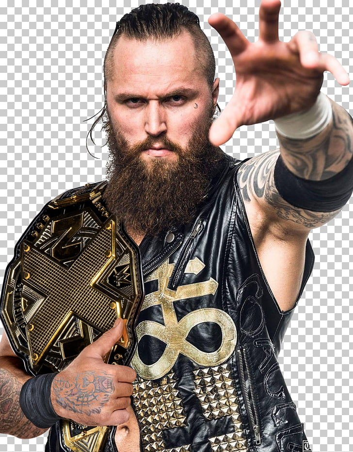 Aleister Black NXT TakeOver: New Orleans NXT Championship.