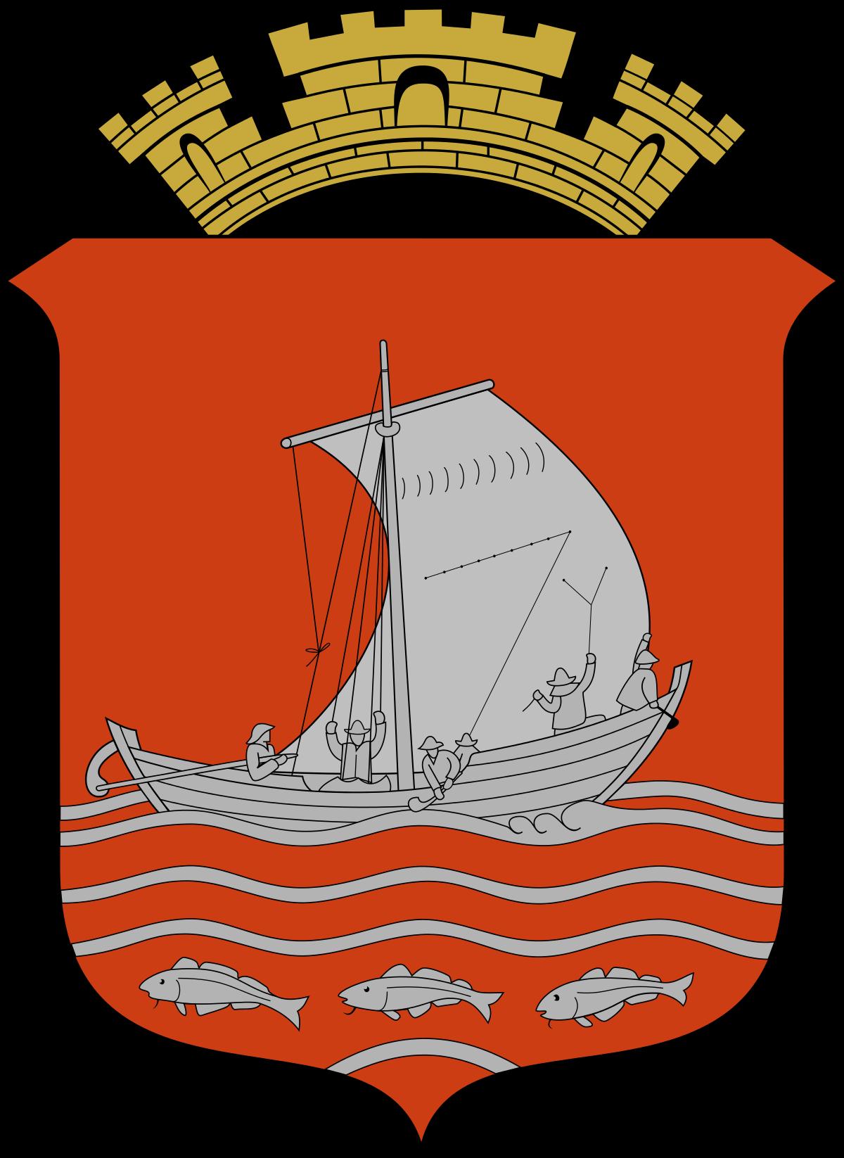 Coat of arms of Ålesund.