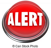 Red alert button Clip Art and Stock Illustrations. 11,148.