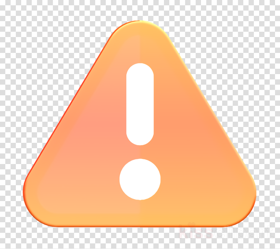 Internet security icon Alert icon Warning icon clipart.