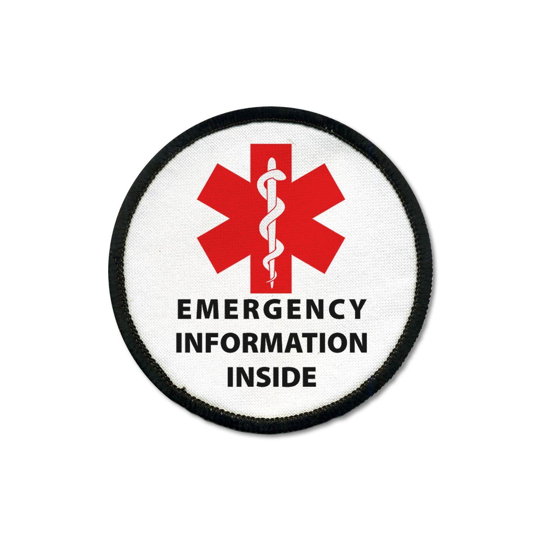 Emergency Symbols Clip Art N4 free image.