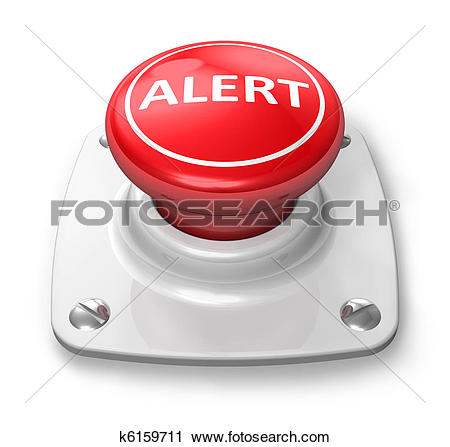Clipart of Vector alert icons k12840272.