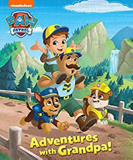 Adventures with Grandpa! (PAW Patrol).