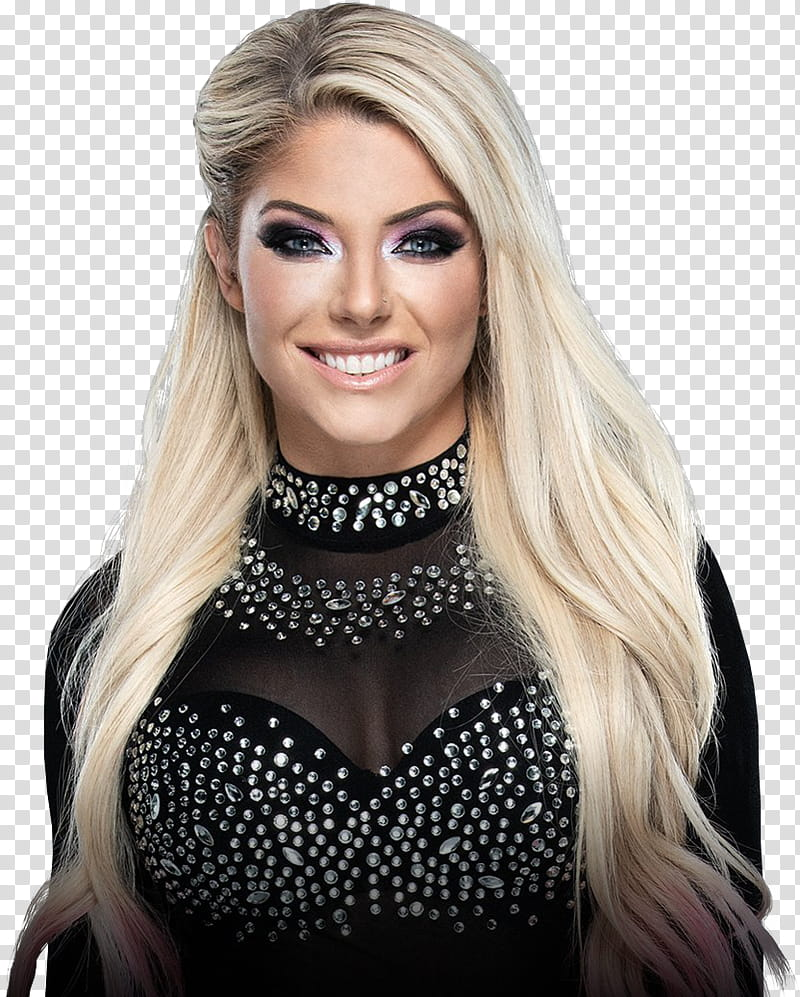 WWE Alexa Bliss Moment of BLISS transparent background PNG.