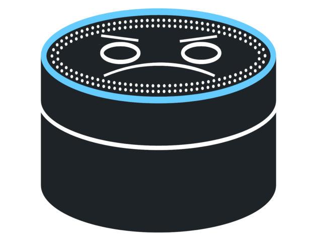 Amazon Alexa Clipart.