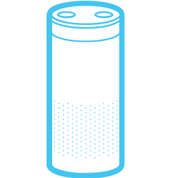 Amazon Alexa Clipart.