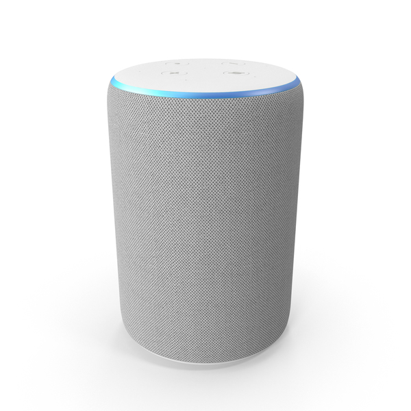 Amazon Echo Plus PNG Images & PSDs for Download.