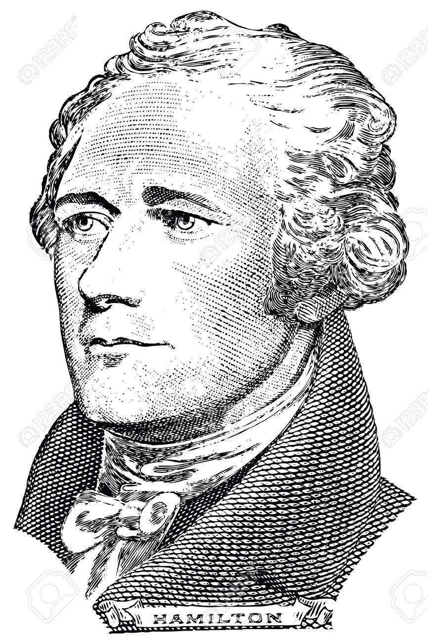 Alexander hamilton clipart 4 » Clipart Portal.