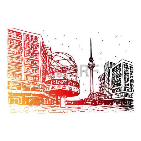 51 Alexanderplatz Cliparts, Stock Vector And Royalty Free.