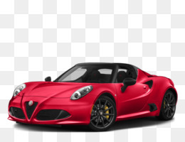 2018 Alfa Romeo 4c PNG and 2018 Alfa Romeo 4c Transparent.
