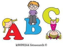 Alfabeto clipart 3 » Clipart Portal.