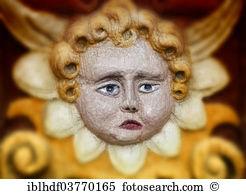 Sad renaissance portrait hard princesse Stock Photo Images. 411.