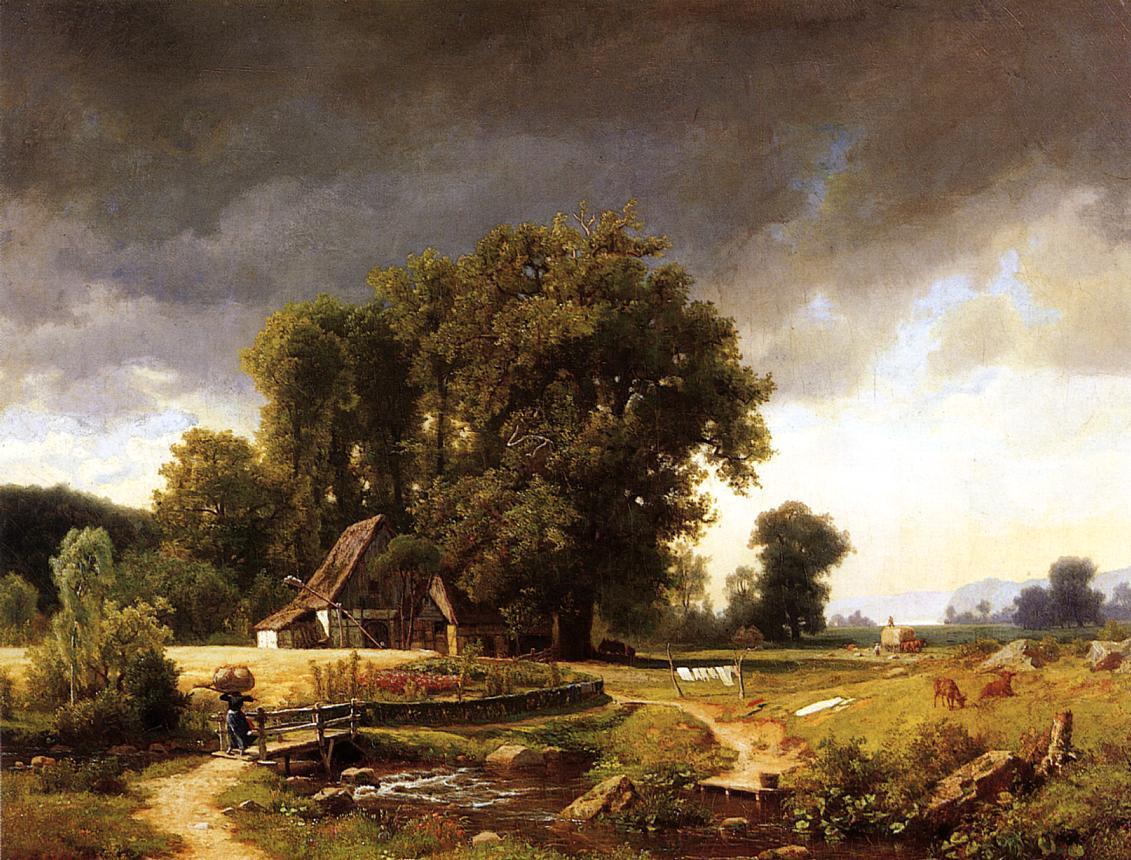 Westphalian Landscape.
