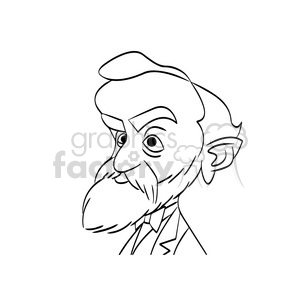 Clip Art / Cartoon / Celebrities and more related vector clipart.