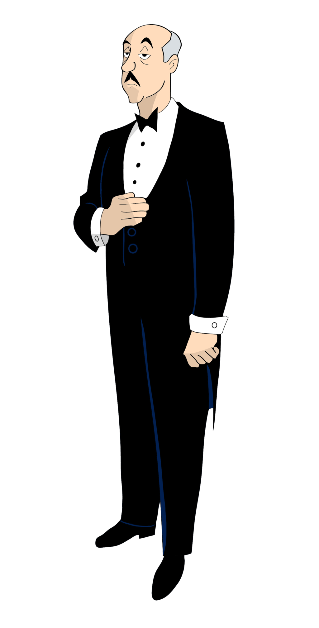 Alfred Pennyworth by DawidARTe.deviantart.com on @DeviantArt.