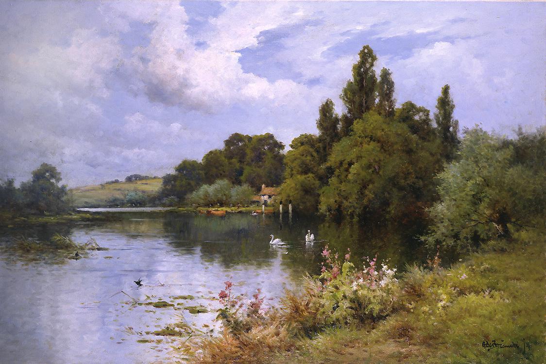 Alfred de Breanski, Jr. (1877.
