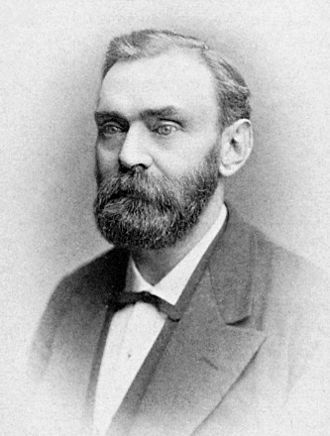 Today's Topic: Alfred Nobel.