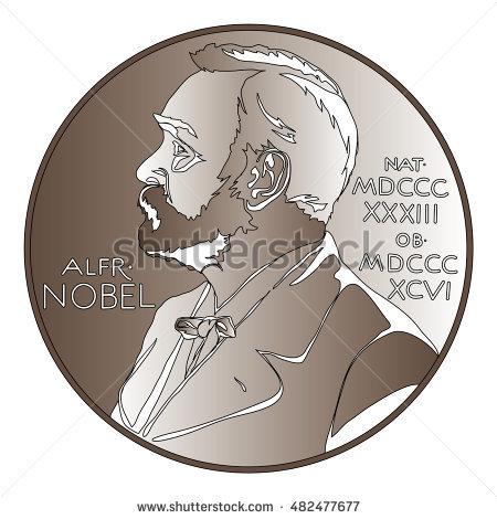 Nobel Prize Stock Photos, Royalty.