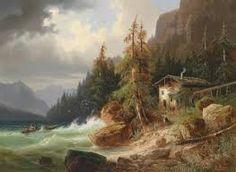Albert Rieger, Mountain Torrent.