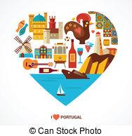 Algarve Vector Clipart Royalty Free. 32 Algarve clip art vector.