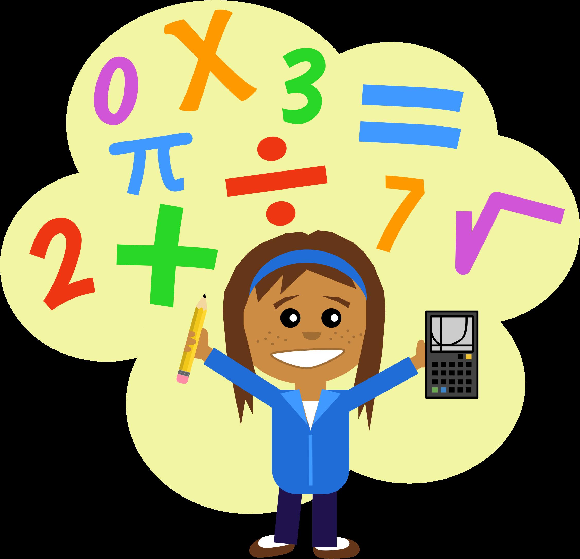 Algebra Clipart.