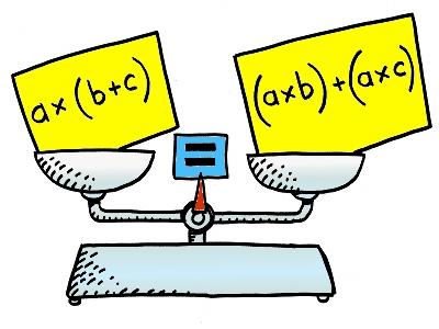 Pre Algebra Clipart.