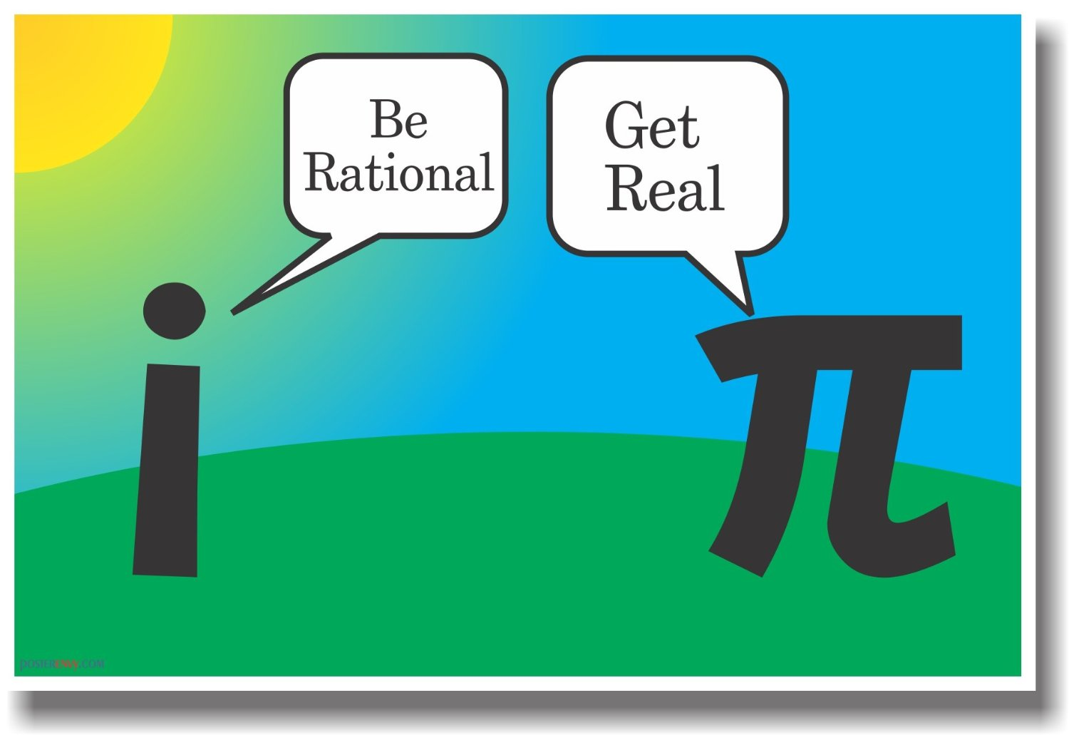 Rational Numbers Clipart.