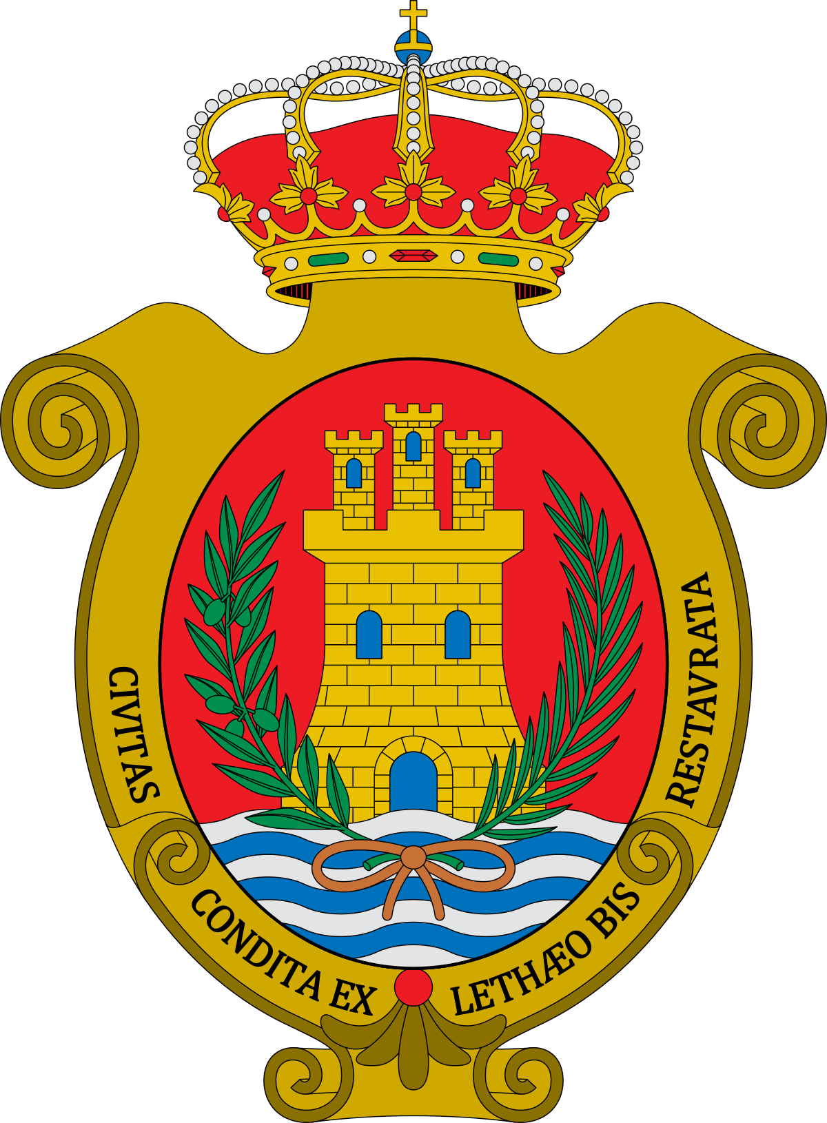 Escudo de Algeciras.