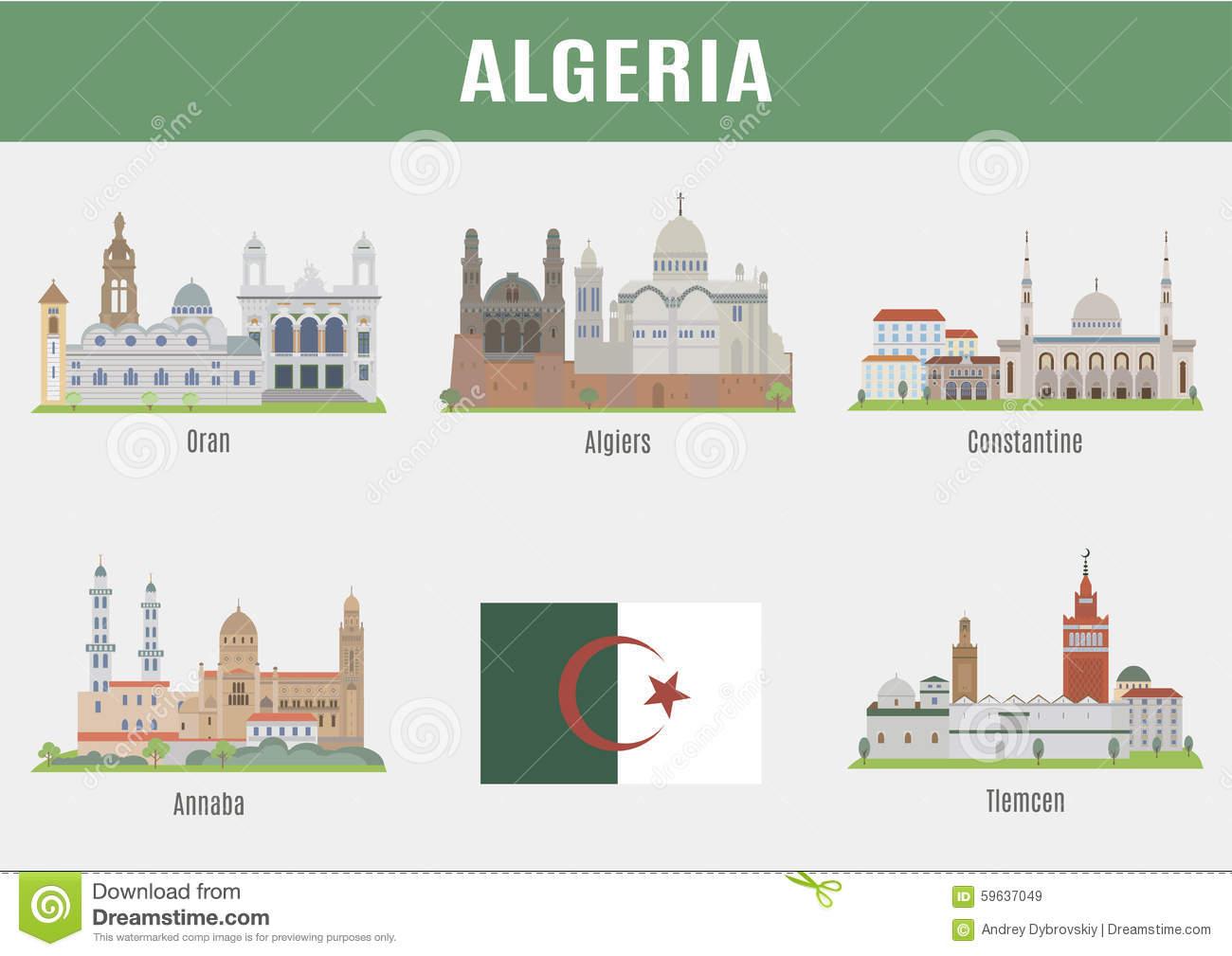 Algiers City Algeria Stock Photos, Images, & Pictures.