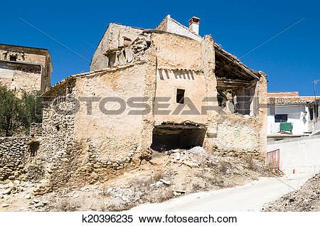 Stock Image of Alhama de Granada, Andalusia, Spain k20396235.