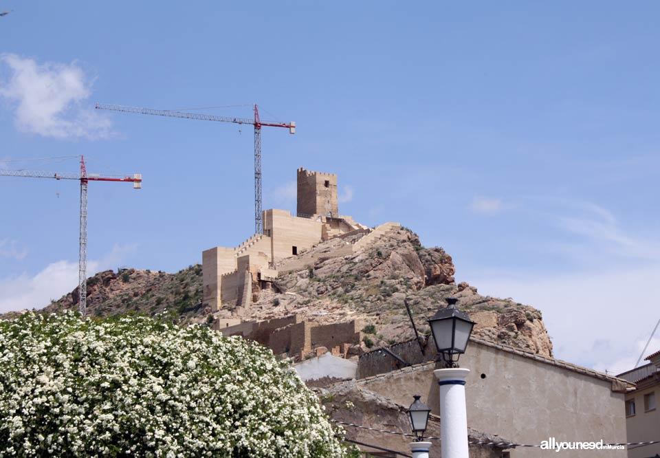 Alhama Castle.