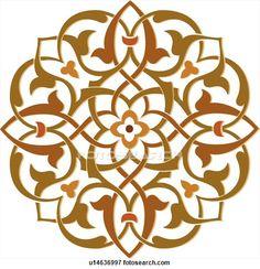 Arabesque Designs (page 4).
