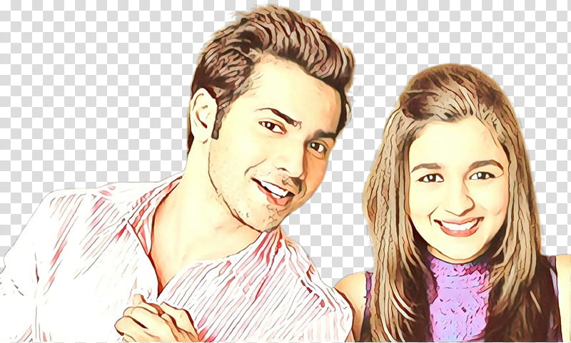 Couple People, Varun Dhawan, Alia Bhatt, Friendship.