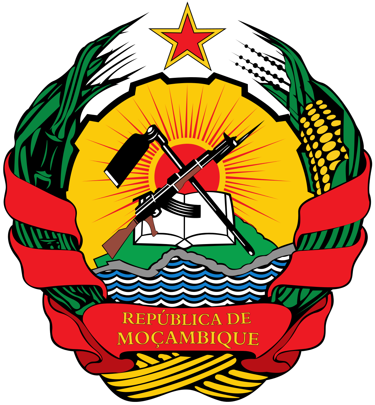 List of political parties in Mozambique.