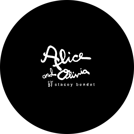 Image result for alice and olivia logo.