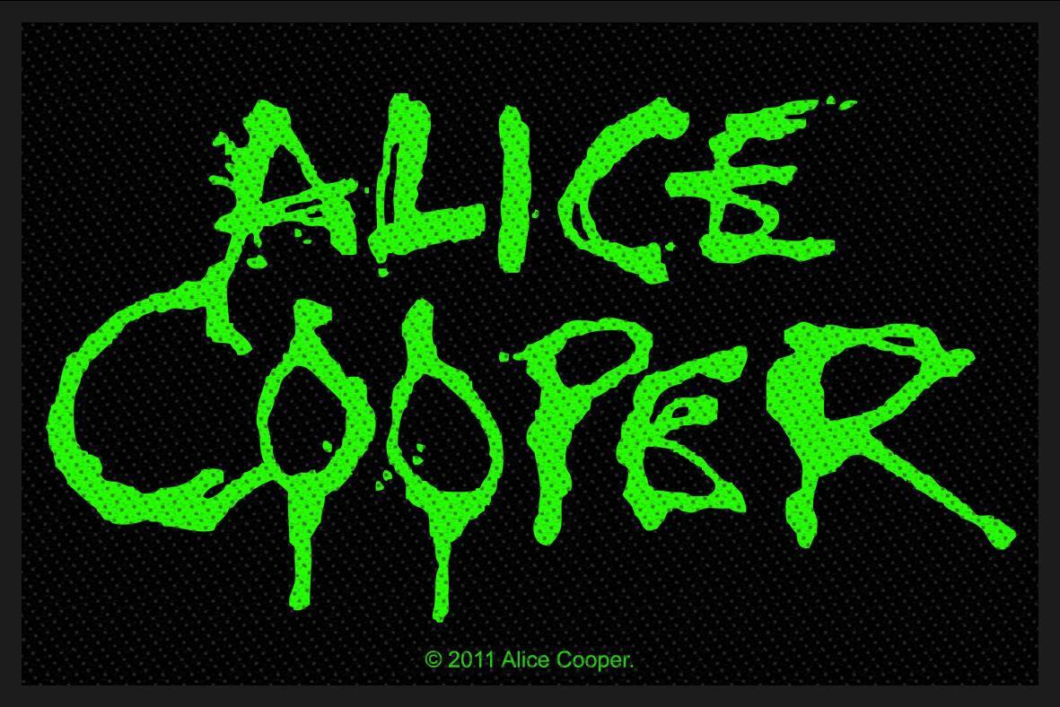 Alice Cooper Logo.