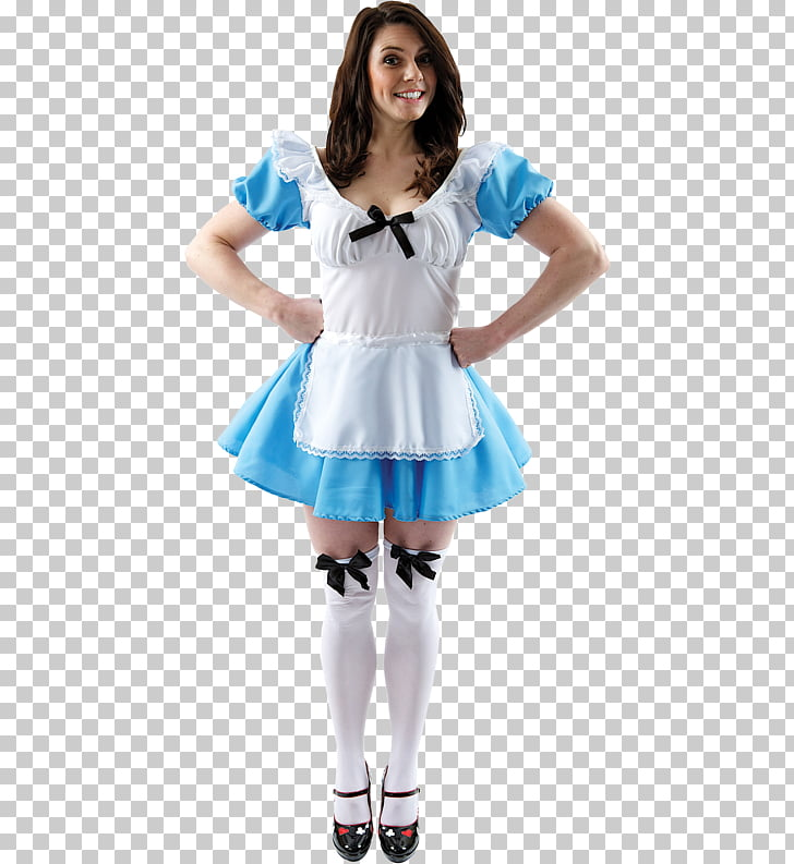 Alice\'s Adventures in Wonderland Costume party Disguise.