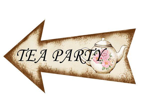 Alice in Wonderland ARROW Tea party. Whimsical drink me.