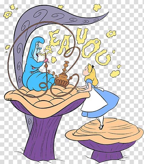 Caterpillar Alice\\\'s Adventures in Wonderland White Rabbit.