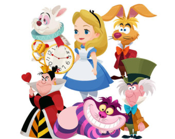 Free Alice In Wonderland Clip Art, Download Free Clip Art.