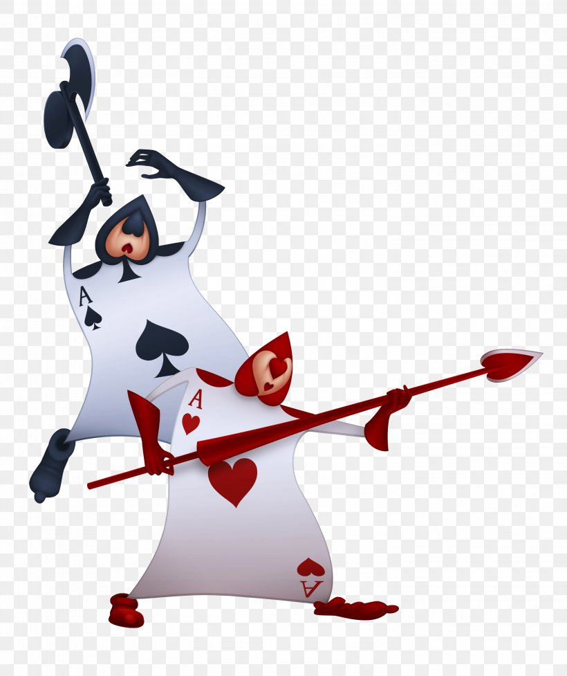 Queen Of Hearts Alice\'s Adventures In Wonderland Playing.