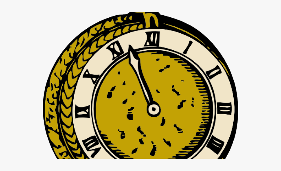 Pocket Watch Clipart Animated.