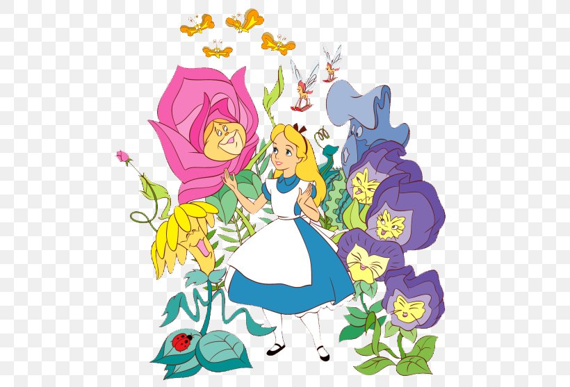Alice\'s Adventures In Wonderland Display Resolution Clip Art.