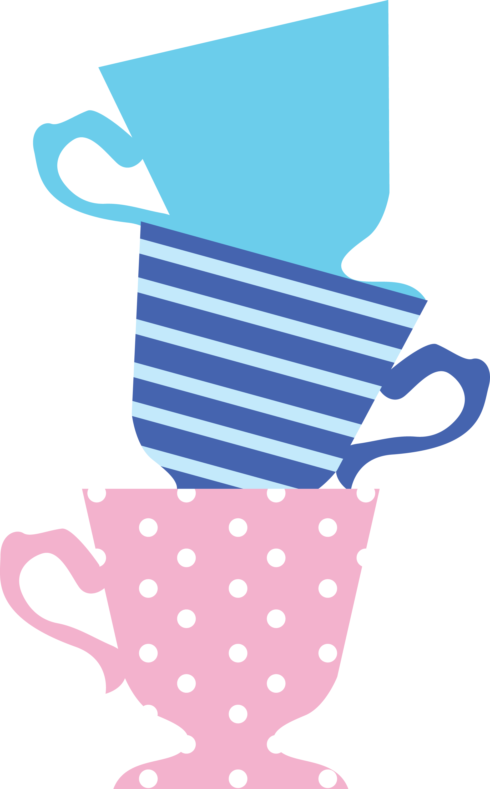 Alice In Wonderland Clipart Tea Cup Alice And.