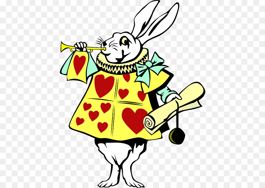 White Rabbit Alice\'s Adventures in Wonderland Mad Hatter.