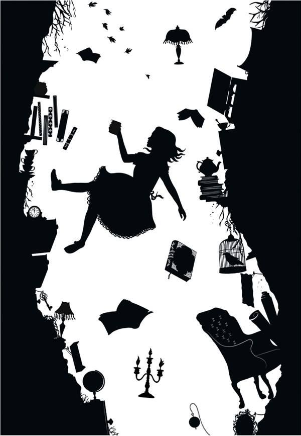Alice in Wonderland ~ Falling Down the Rabbit Hole in 2019.